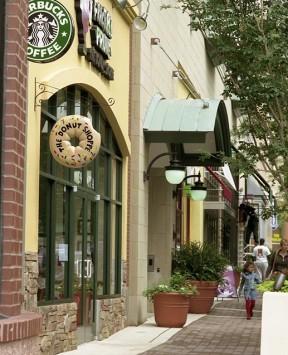 Rockville Town Square Starbucks